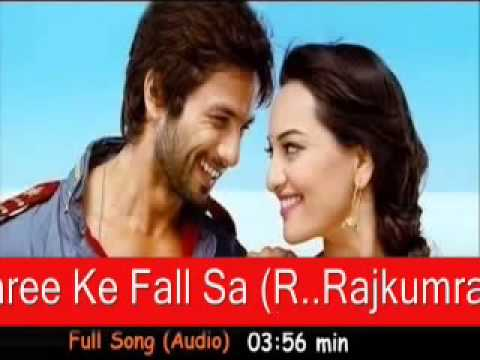 Saree Ke Fall Sa Full Song( Audio)  R   Rajkumar Shahid Kapo