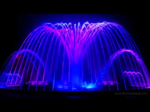 SLEEP SOUNDS MAJESTIC FOUNTAIN | White Noise For Better Sleep, Relaxation (10 Hours)