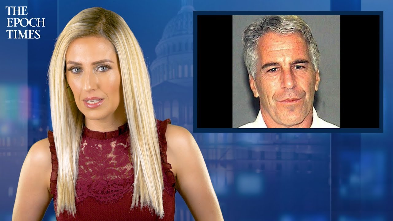Epoch Times DECLASSIFIED: Are Media Using Resurfaced Epstein Video to Frame Trump; While Ignoring Cl