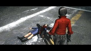 Resident Evil 6 HD Remaster - Ada Wong: Chapter 4 (Carla Boss Fight) | PS4 Gameplay