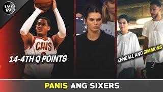 Panis kay Jordan Clarkson ang Team ng EX n'ya | Kendall Jenner | JC's 14pt 4th Q