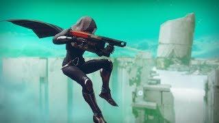 Destiny 2 Multiplayer | Hunter Gameplay (Beta)