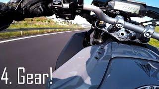 MT-10 Wheelie Test & First Impressions!