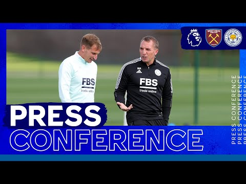 'West Ham has great talent' - Brendan Rodgers |  West Ham United vs. Leicester City