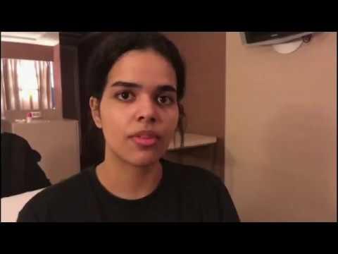 Saudi woman barricades herself in Thai Hotel