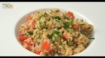 Recette de Salade de quinoa - 750g