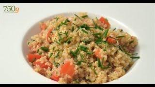 Recette de Salade de quinoa - 750 Grammes