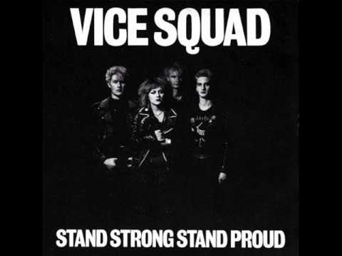 Vice Squad Stand strong stand proud full album