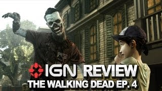 The Walking Dead: The Game Episode 4: Around Every Corner Video Review - IGN Reviews