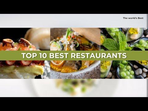 Top 10 Best Restaurants In the World 2021