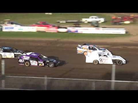 IMCA Sport Mod Heat 1 Independence Motor Speedway 8/24/19