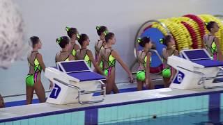 Комбинирана програма Аква Спорт Деца
