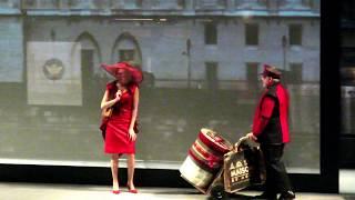 Shiri (Hershkovitz) Magar, Lisetta aria (Presto dico) - La Gazzetta - Rossini