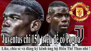 Tin bóng đá | Chuyển nhượng | 20/07/2018: MU chốt Perisic, Juventus mua Pogba, Alisson đến Liverpool