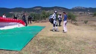 Yamaç Paraşütü Eğitimi - İterek Uçuş Yöntemi :)