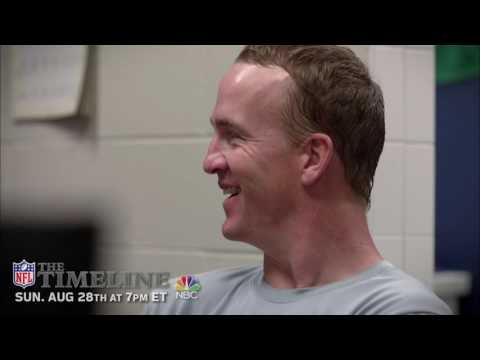 Peyton Doesn't Like How Eli Eats Chips | The Timeline | NFL Films