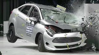 Crash test przy 200km/h: The most dangerous position
