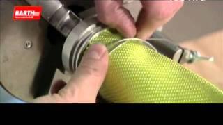 видео Установка для сушки пожарных рукавов