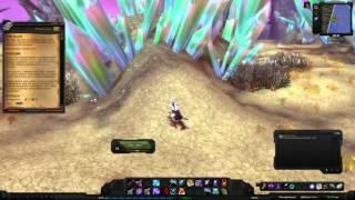 World of Warcraft Quest: Кристаллы (id 11025)