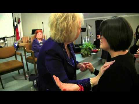 Glenda Jackson Ministers and the Glory of God hits the service in Houston area on 3-31-2013 part 4