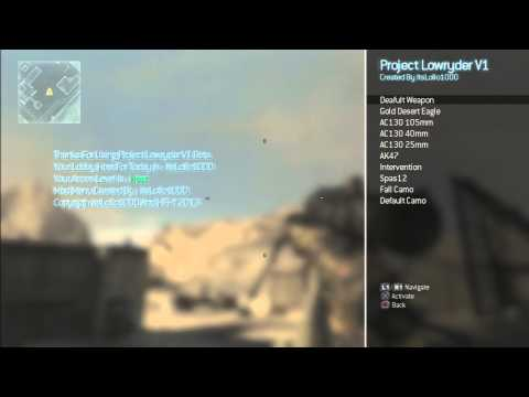 MW2/PS3] Green Static Mod Menu All Clients RTM 1 14 | FunnyCat TV