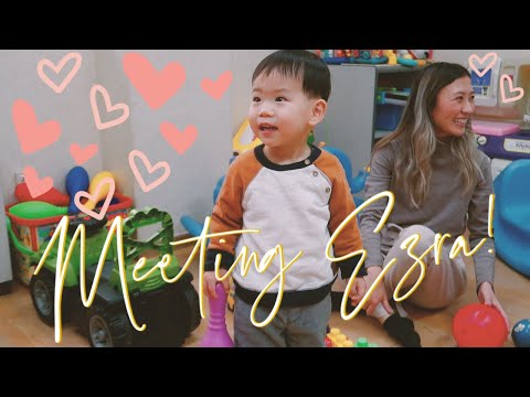 MEETING OUR SON FOR THE FIRST TIME!! // Korean Adoption