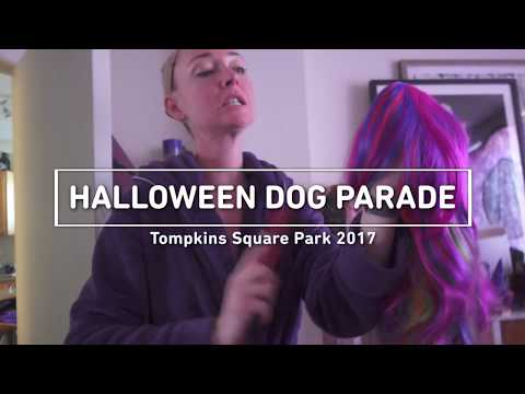 Tompkins Square Park Doggy Parade 2017 take two