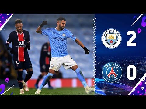 🏆 MAN CITY VS PSG - SI PROCHE ET SI LOIN A LA FOIS !