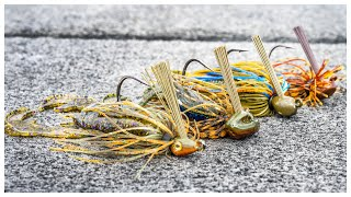 How To Fish ËVERY Style Of JIG To Catch More BASS!