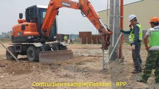 홍보영상-가설방음벽(RPP-reinforce plast…