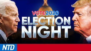 2020 Election Night live coverage | China in Focus