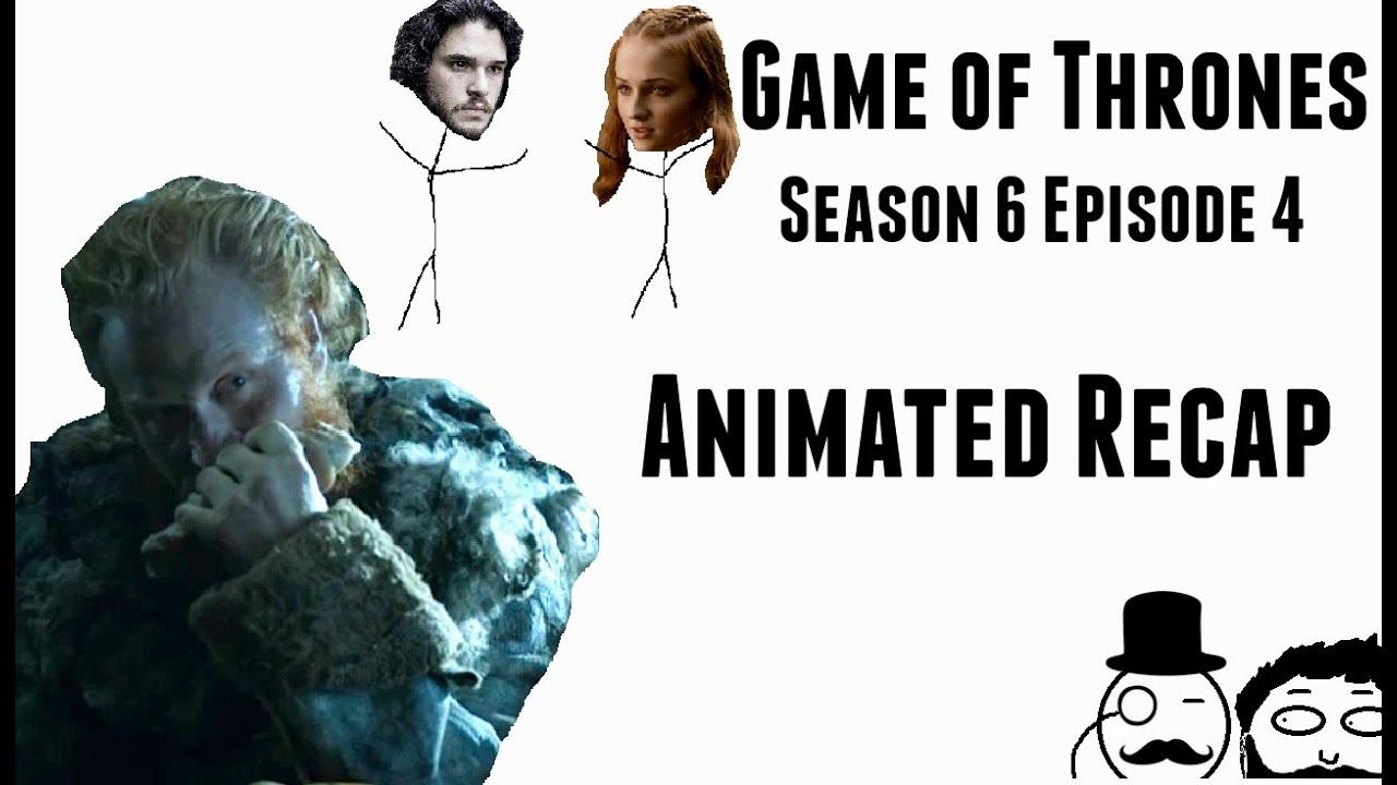 Game of Thrones Season 6 Episode 4 - Book of the Stranger ... Game Of Thrones Cast Season 4 Episode 6