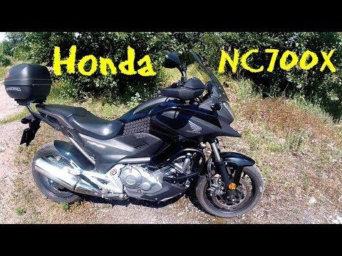 Honda NC700X - Тест-драйв