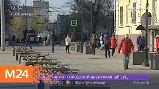 Ночные заморозки вернутся в Москву в конце недели - Москва 24