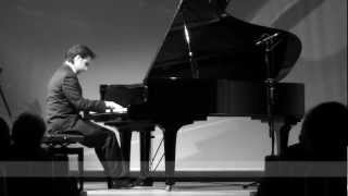 SCARLATTI, Sonata in E major K.380 (Alberto Lodoletti, piano)