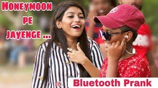 Bluetooth Proposing Prank| Kid Flirting With Girls |Prank in india 2019 |Funky Tv|