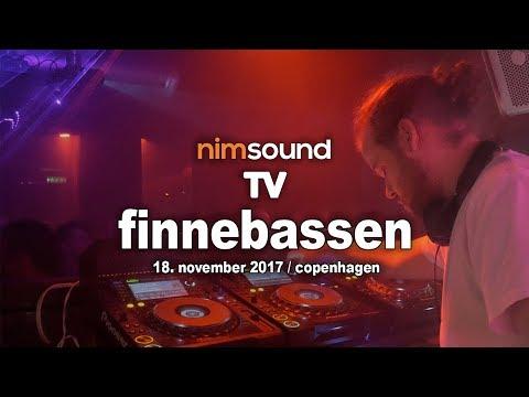 Nim Sound TV / Finnebassen Live Dj Set @ Culture Box, Copenhagen (18. Nov. 2017)(House & Techno)