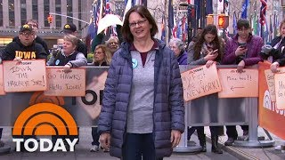 Grandmother Of 12 Loves Her Ambush Makeover 'Who Is That Person?' | TODAY