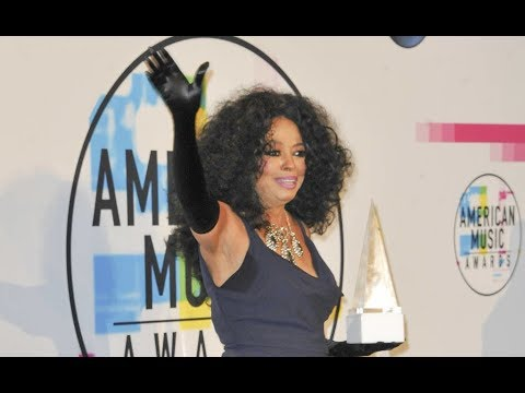 Fan booted after getting a little too close to Diana Ross during surprise concert - US News Mp3