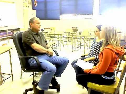 Cold War Interview