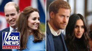 Attention, royal watchers! British royals unite