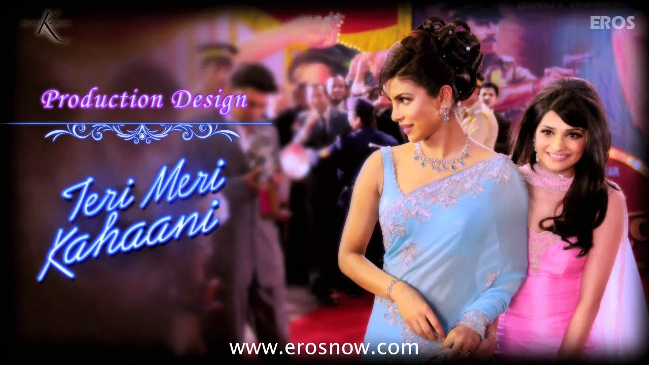teri meri kahaani - film making - youtube