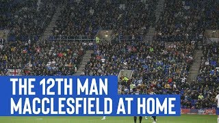 The 12th Man | Macclesfield at home - Fan cam