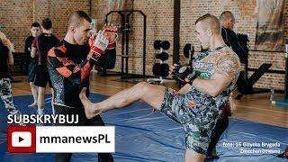 """Mateusz Zawadzki przed Babilon MMA 4: """"Wróciłem, bo chciałem sobie coś udowodnić."""""""