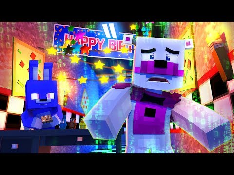 Minecraft Fnaf: Bonbon Hacks Funtime Freddy (Minecraft Roleplay)
