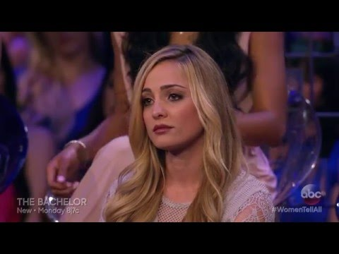 Ben Confronts Leah - The Bachelor Women Tell All