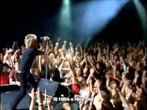 Top 20 Bon Jovi Songs