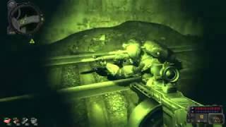 S.T.A.L.K.E.R - Call Of Pripyat Четвёртый стрим