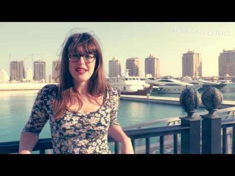 Marina ci racconta come si vive a Doha (Qatar) - #iovivoallestero (in 4K)