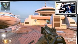 Black Ops 2 PC Challenge #1 with Vikkstar & Zerkaa (CoD Black Ops 2 Multiplayer)